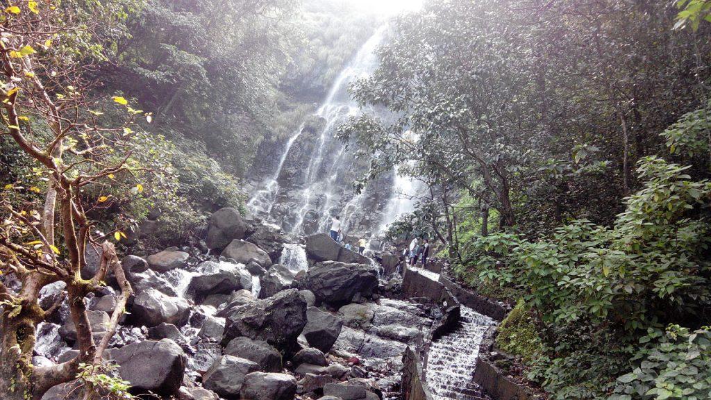 Amboli-Waterfall