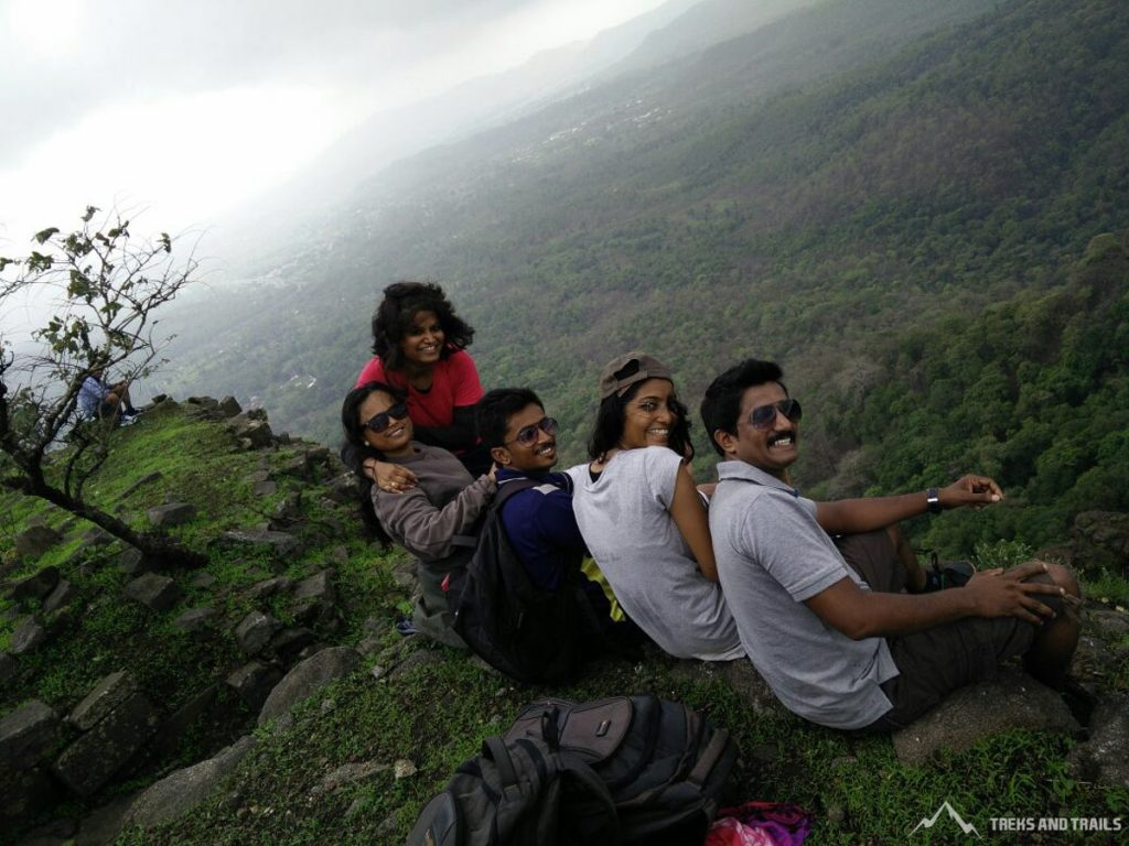 Asherigad Fort Trek Sumit