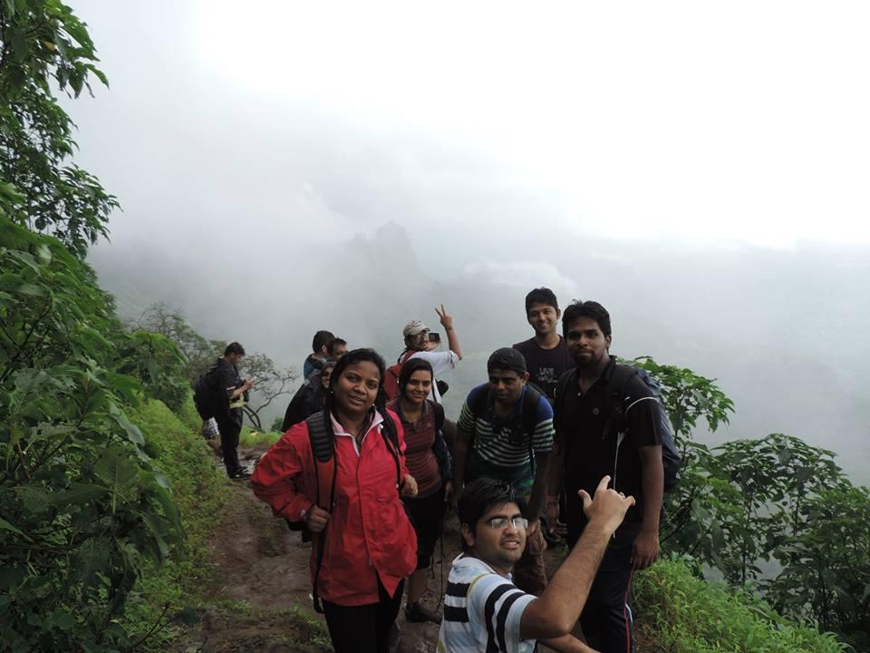 Bhimashankar trek Mumbai