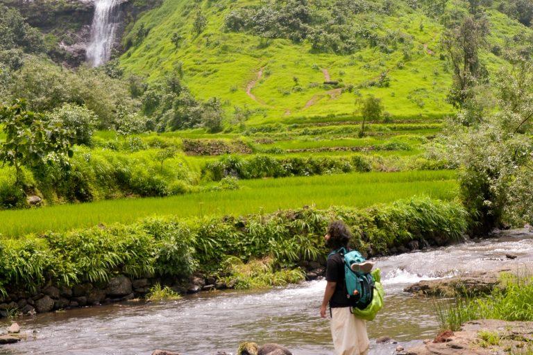 Diksal Waterfall Rappelling Blog