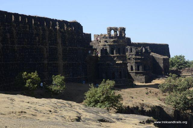 Raigad Fortification