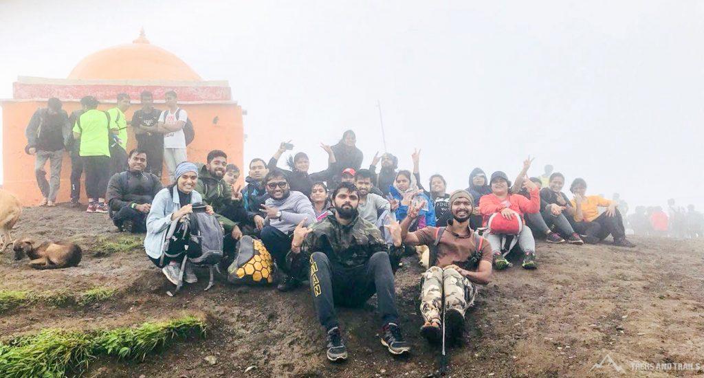 Kalsubai Peak Summit