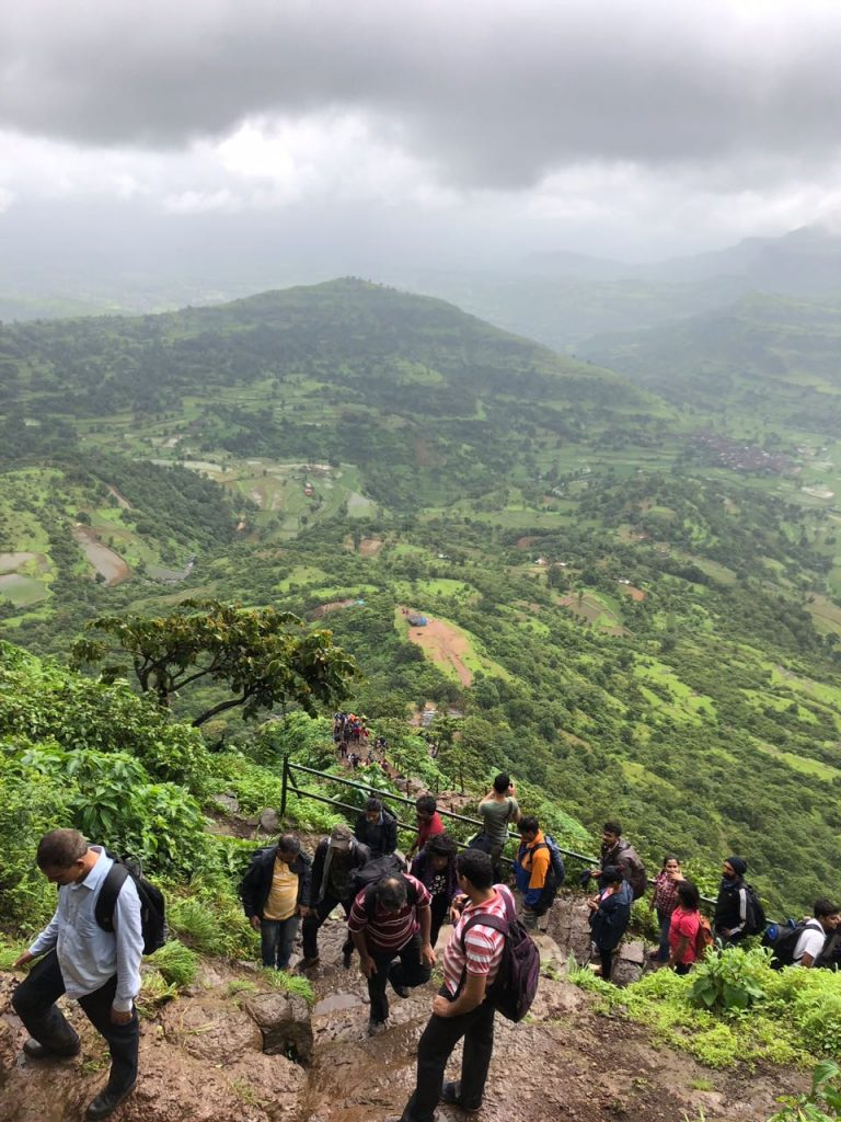 Kalsubai-Peak-Trek-View
