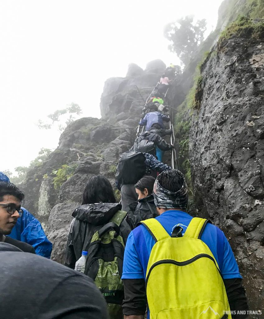Kalsubai Trek Group Monsoon 1