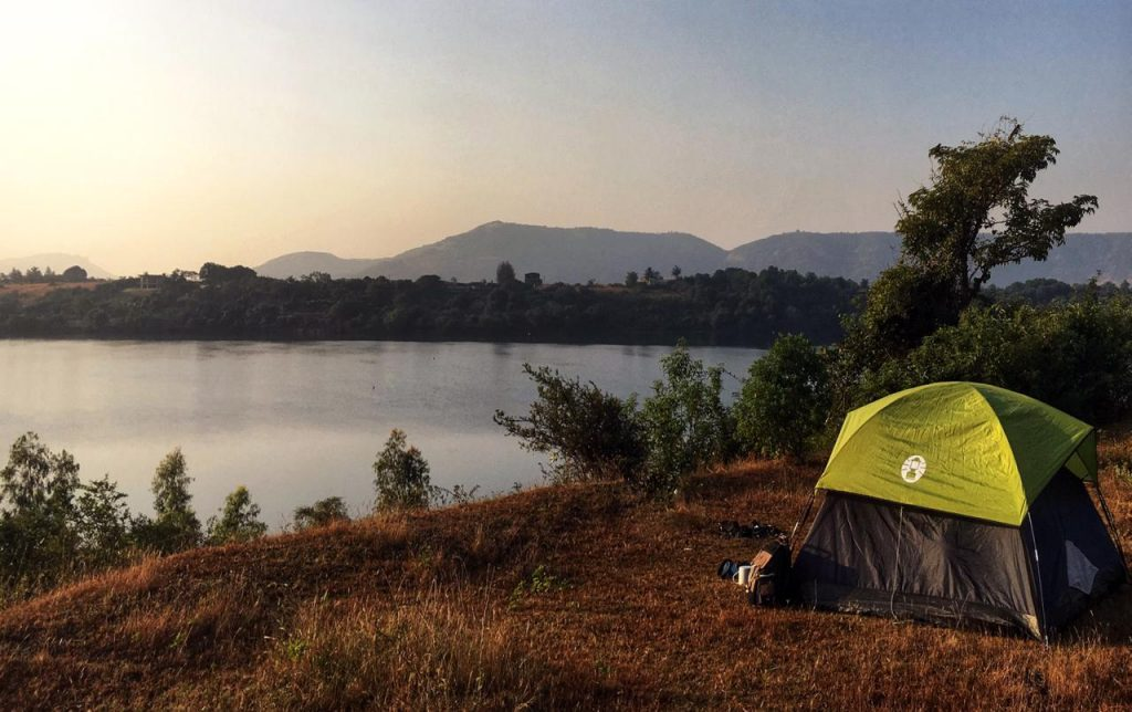 Kamshet Camping | Paragliding and Camping at Kamshet