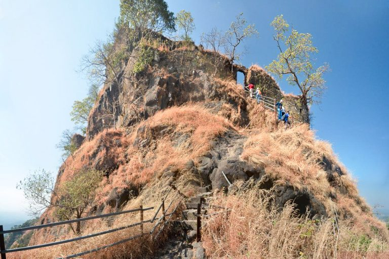 Karnala Fort one day trek near Mumbai