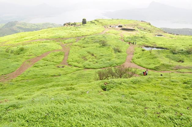 Lohagad-Monsoon