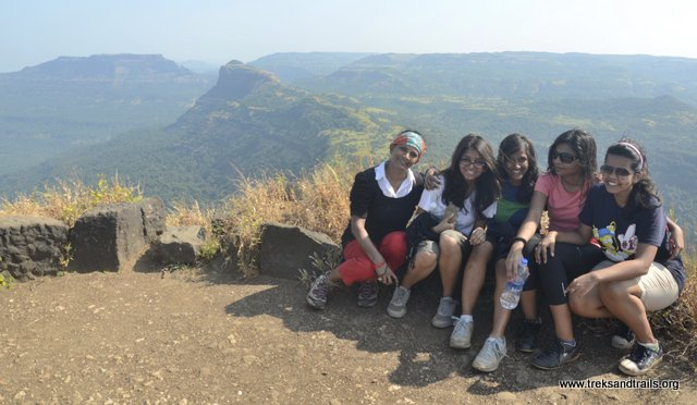 Trekking Safe for Girls in Maharashtra