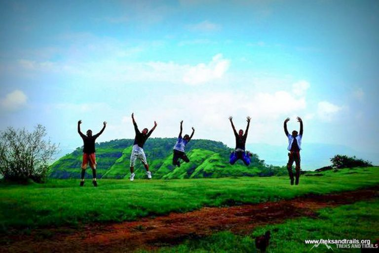 Treks and Trails India list of Forts of Maharashtra