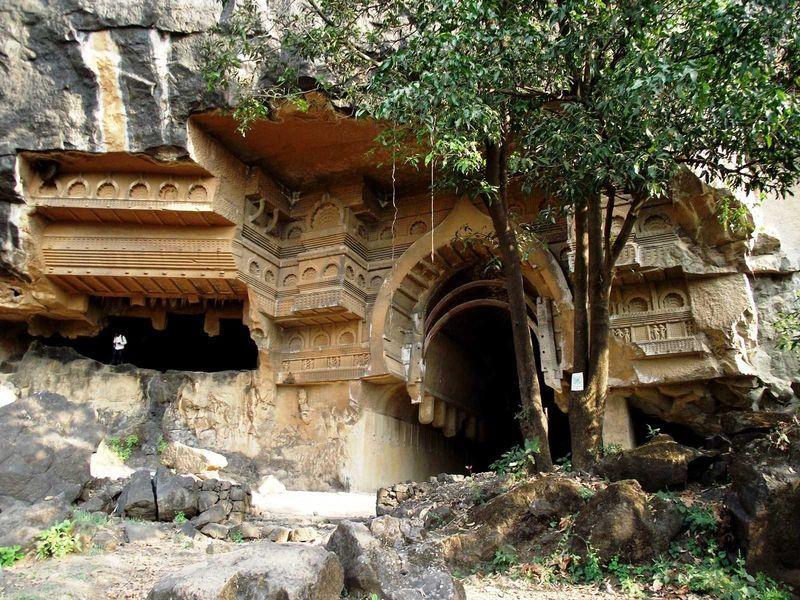 Rajmachi-Kondane-Caves