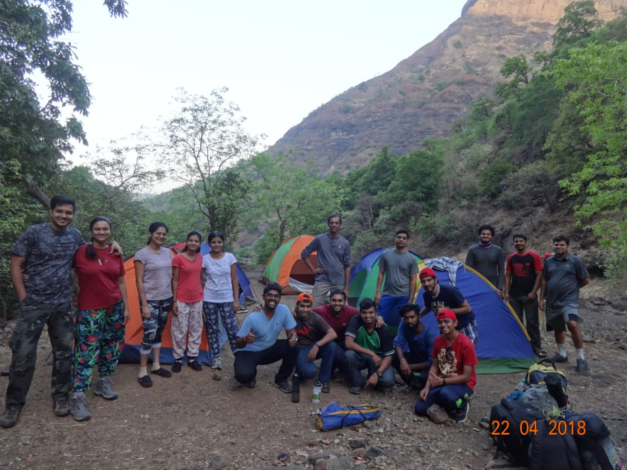 Sandhan Valley Camping