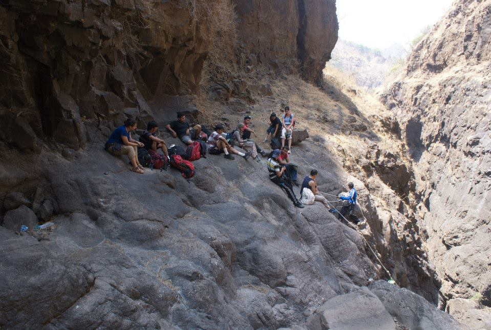 Sandhan Valley Rappelling Group