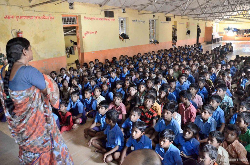 Sarasgad-Sudhagad-Asharam-School