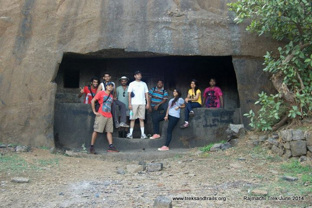 Shirvardhan Fort Cave