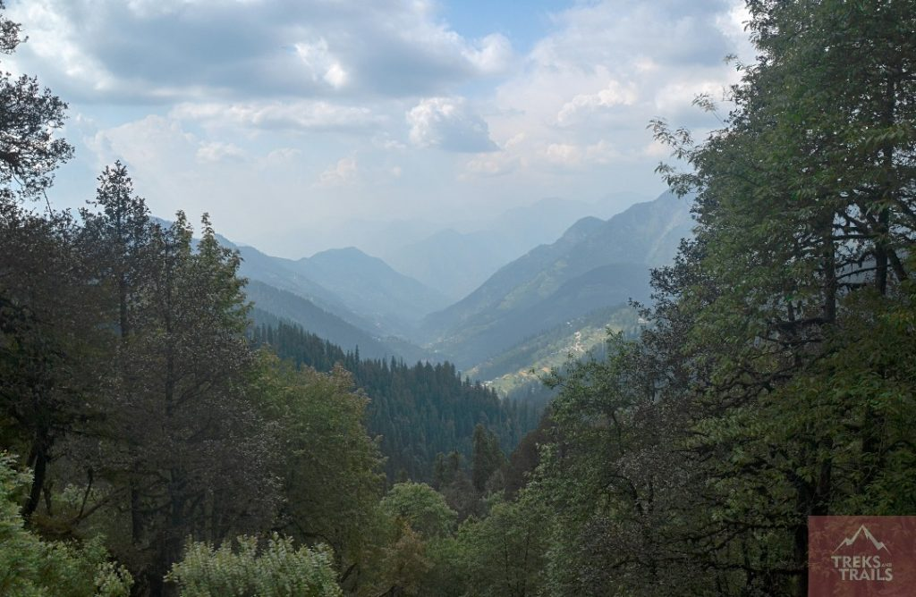 Jibhi Tirthan Valley