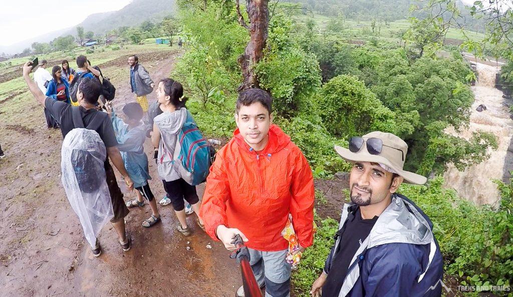 Ashoka Waterfall (Vihi Waterfall) (Tourist attraction in Maharashtra)
