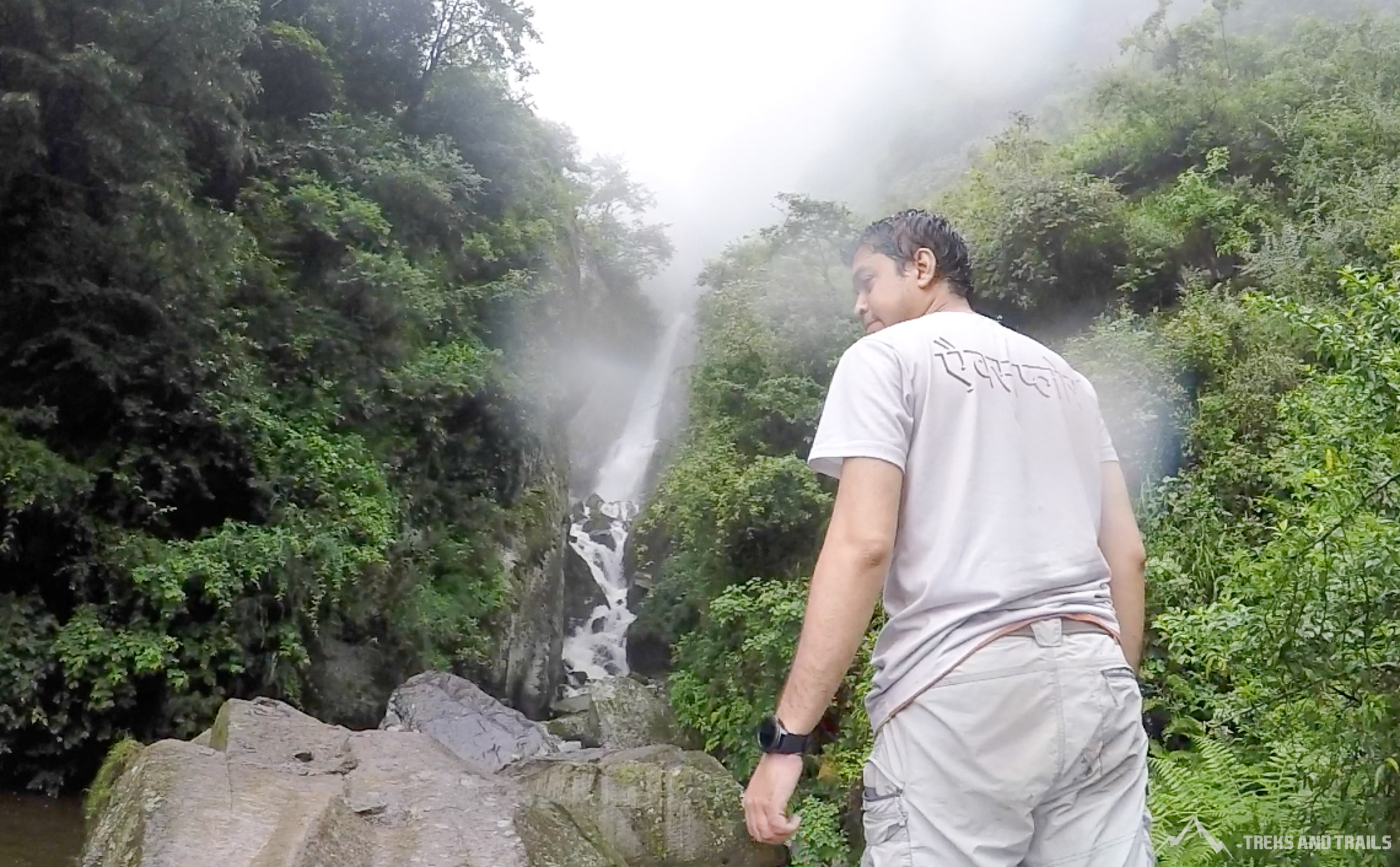 Waterfall Manali - Treks and Trails India