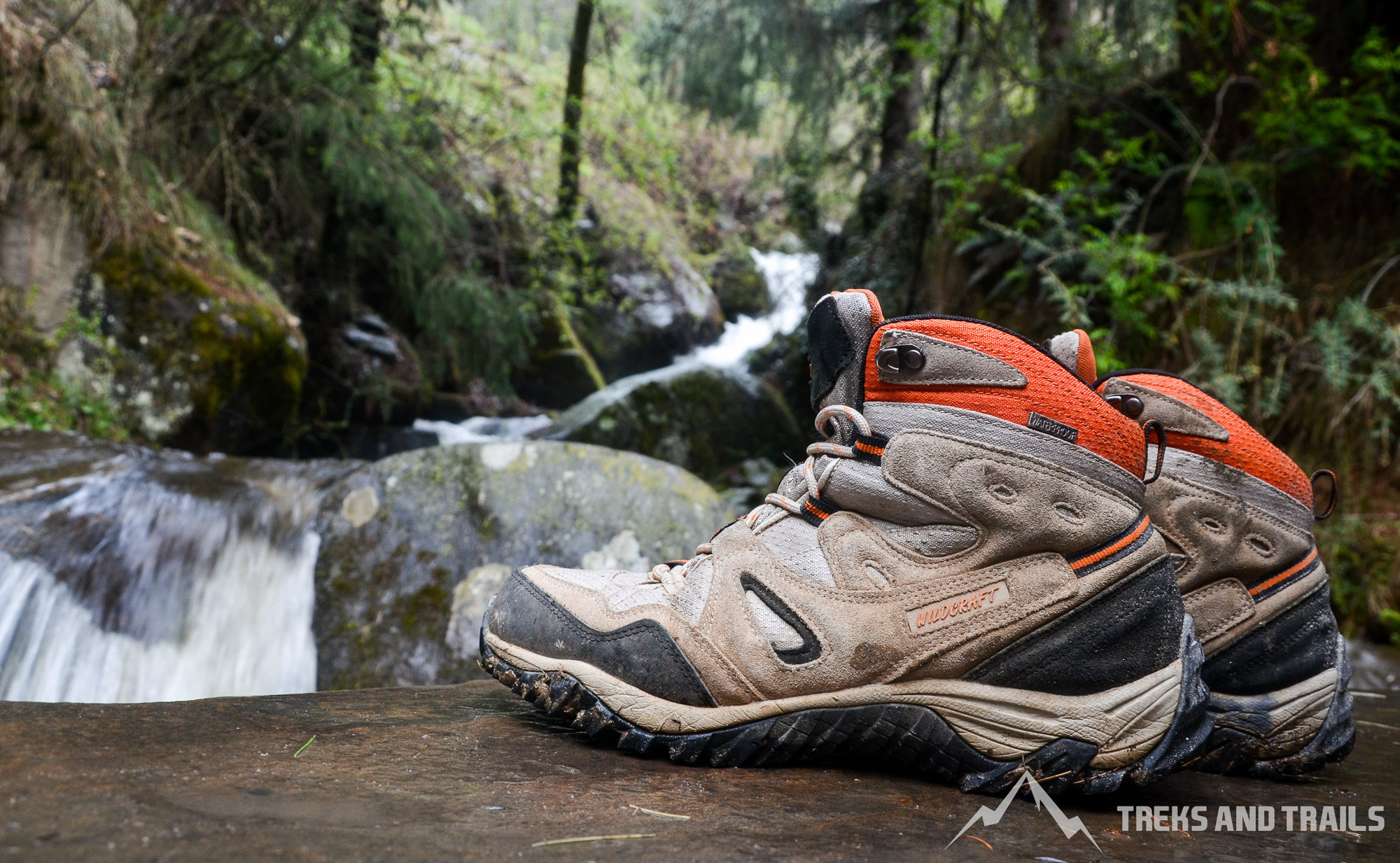 Wildcraft Shoes Manali