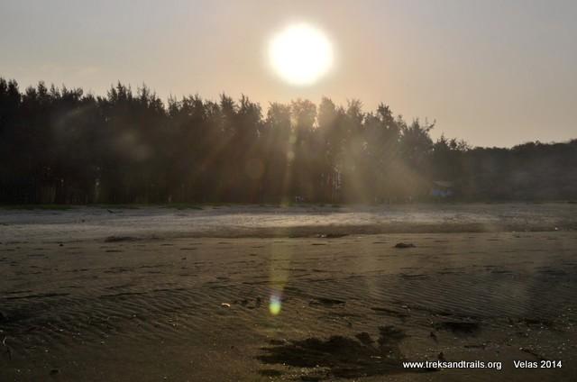 Velas Beach Sunrise