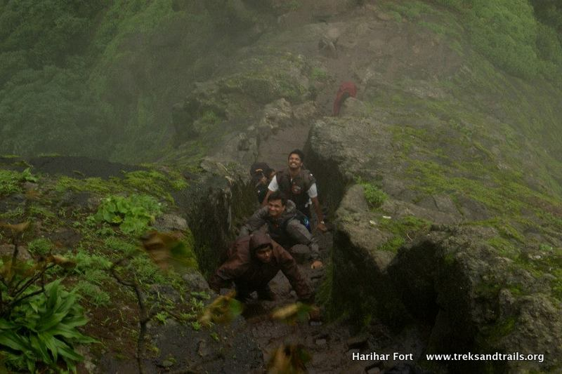 Harihar Fort Blog