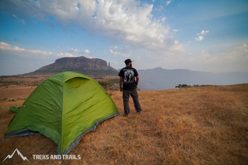 Naneghat-Camping