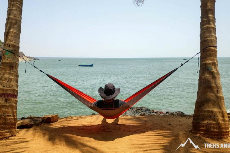 Beach Camping Mumbai and Pune