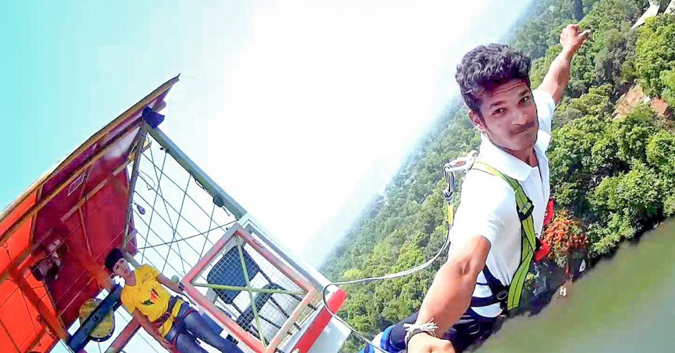 Did you know? You could enjoy the thrill of Bungee Jumping & Adventure sports right in the lap of Mumbai Pune in Maharashtra!