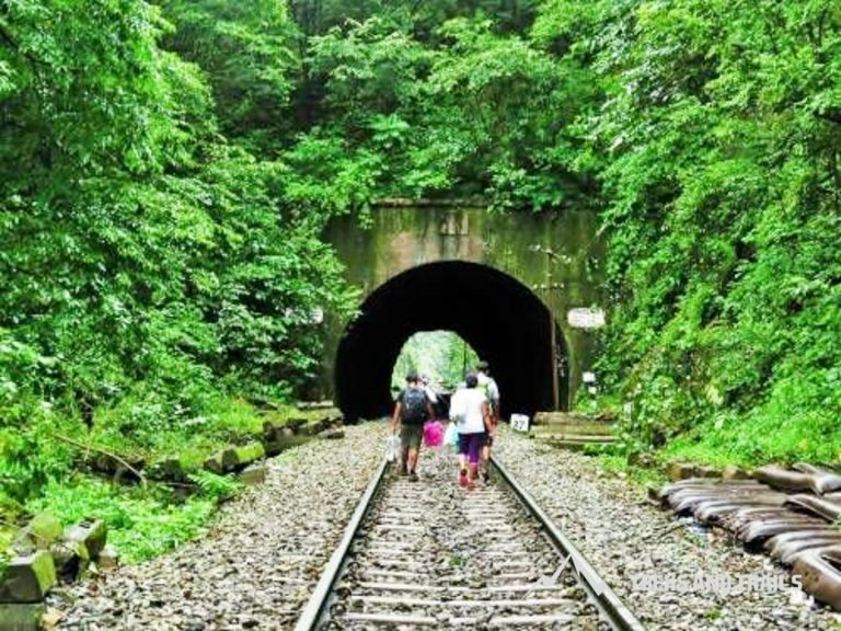 Dudhsagar-Waterfall-Railway-Tunnel