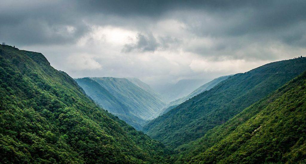Meghalaya-Khasi-Hills