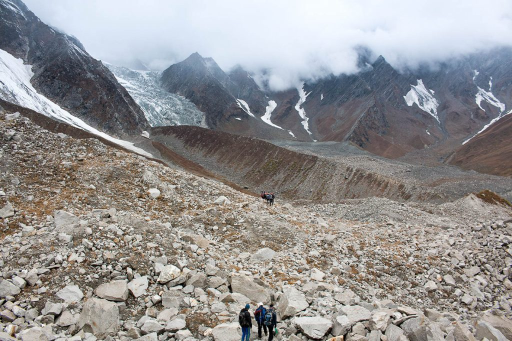 Basic-Mountaineering-Course-Trek