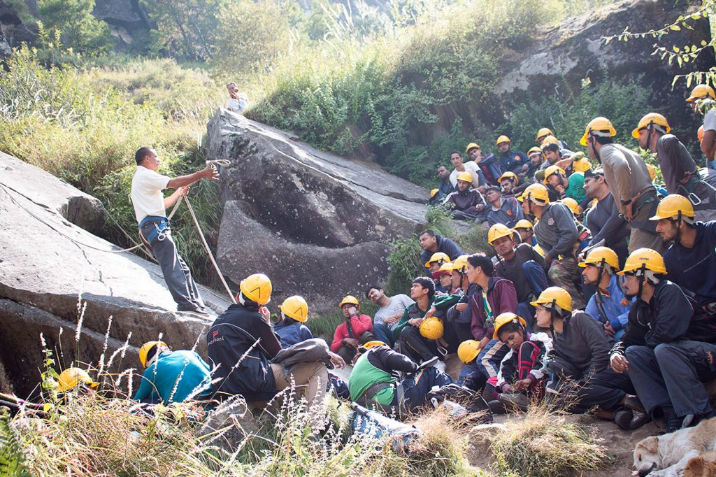 Basic-Mountaineering-Course-India