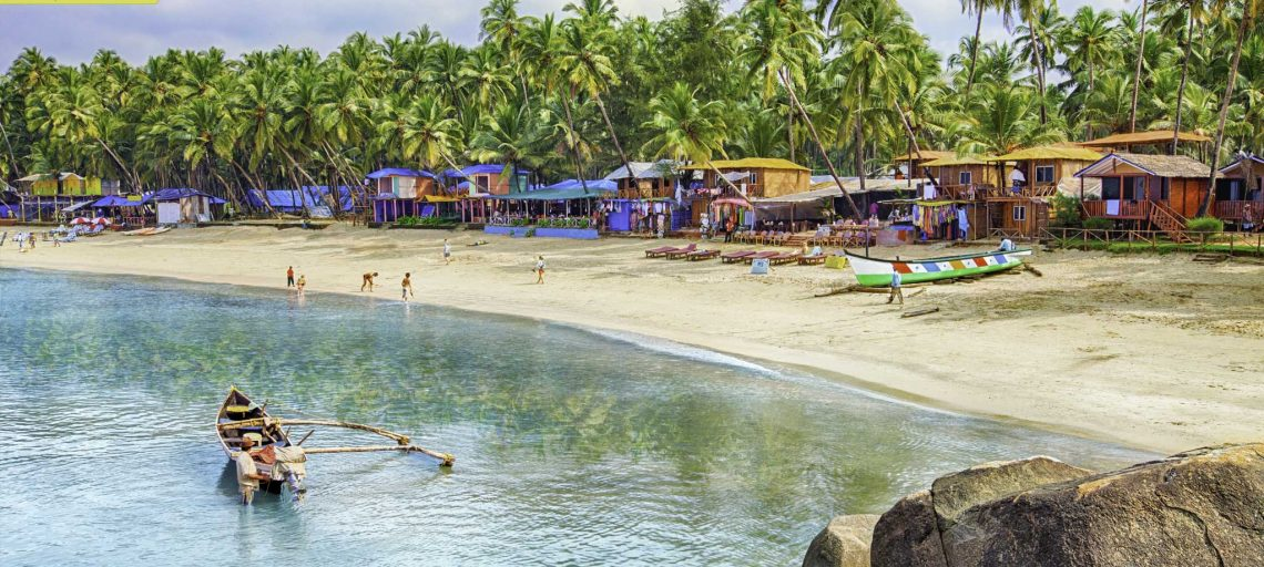 Goa Top 5 Beaches Bask In The Glory Of Sun