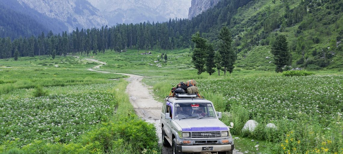 Top Ten Treks in Pakistan