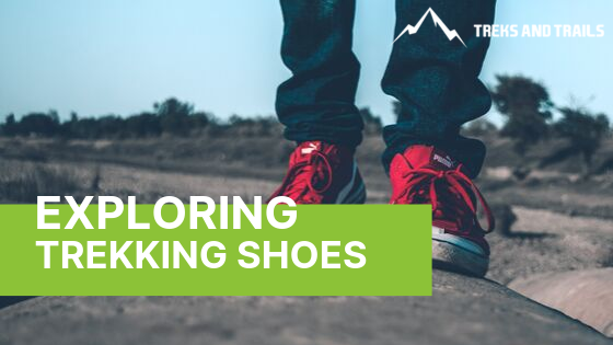 Top 5 Trekking Shoes in India