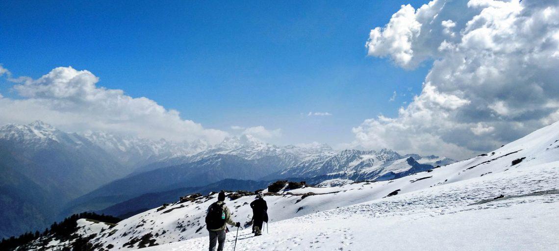 Kedarkantha Trek Uttarakhand Tourism