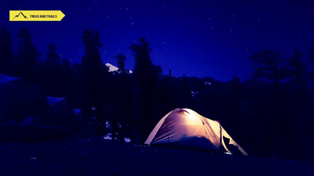 Kedarkantha-Camping