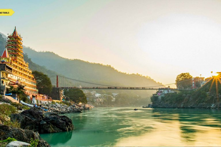 Rishikesh Bungee Jumping | River Rafting