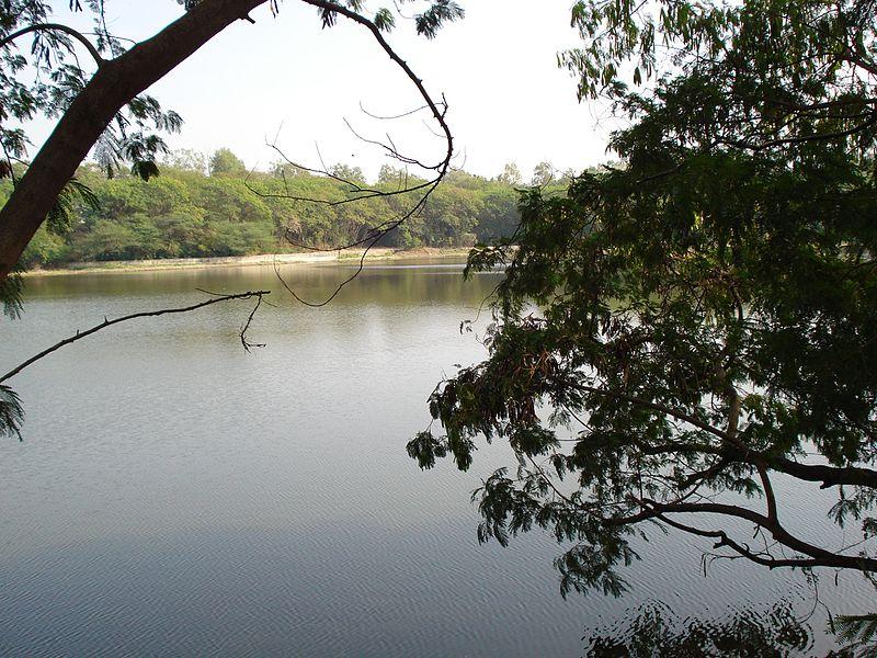 Katraj-lake