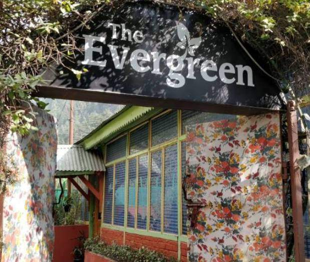 The Evergreen cafe
