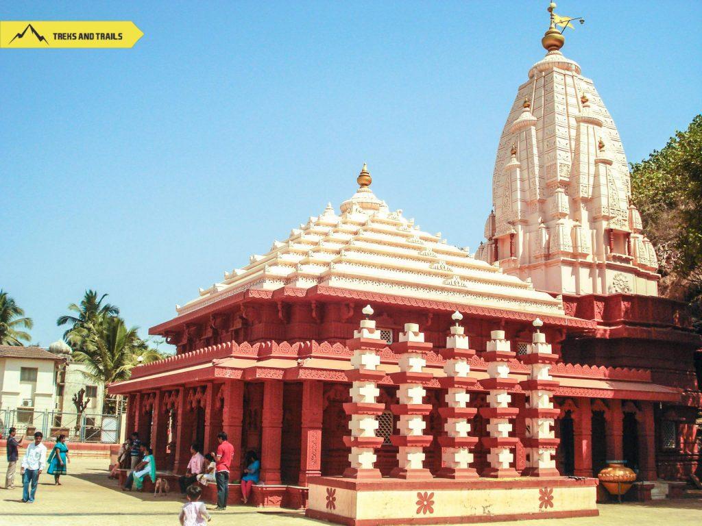Ganpatipule-temple