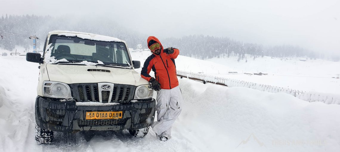 Kashmir Adventure Destination India
