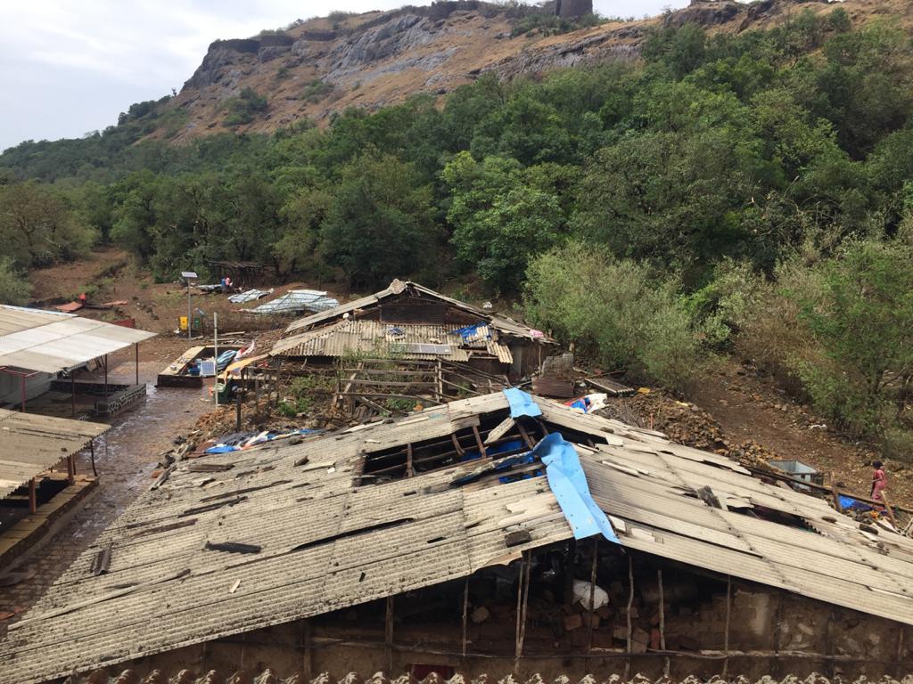 Nisarga-Cyclone-Rajmachi
