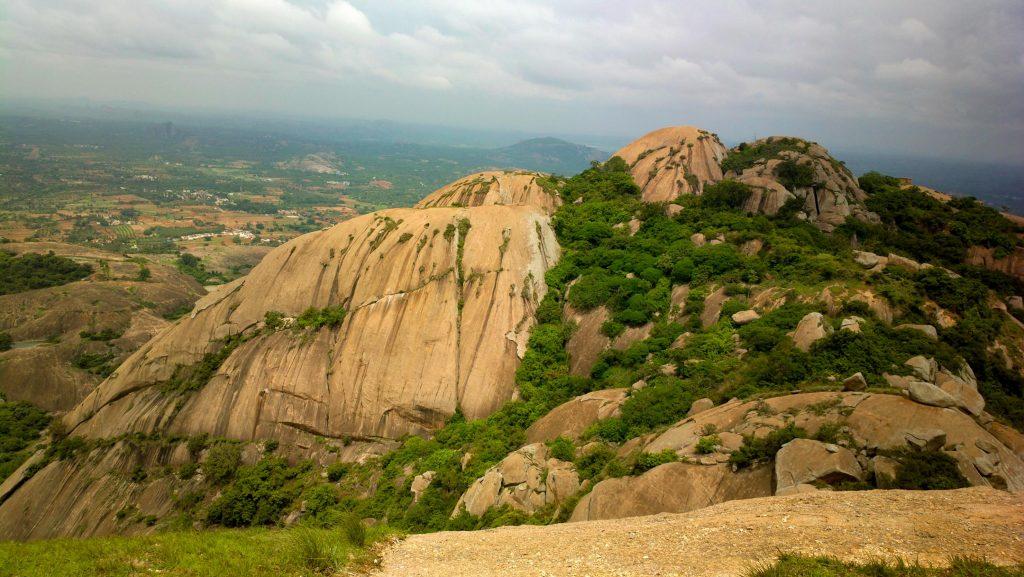 Savandurga-Trekking