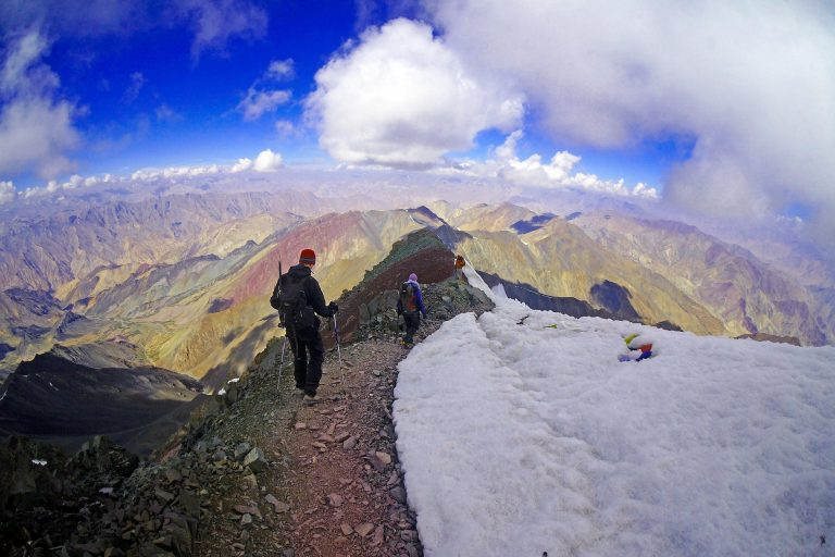 Stok Kangri Trek for the experienced trekker