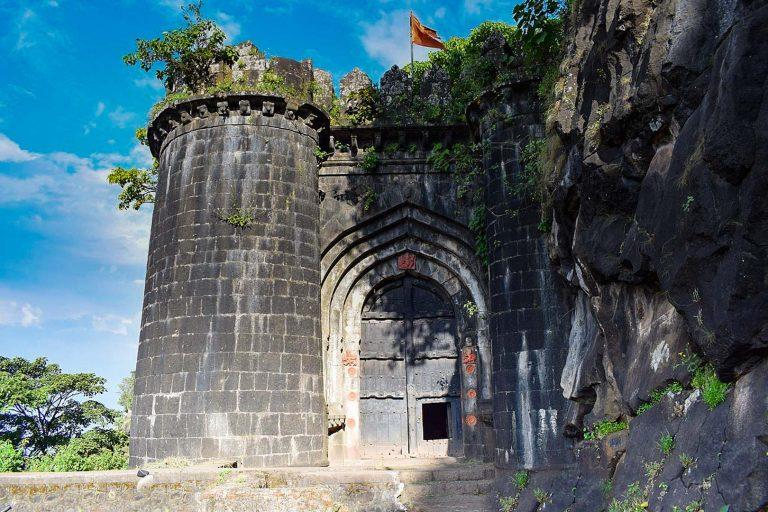 Ajinkyatara Fort Trek near Satara