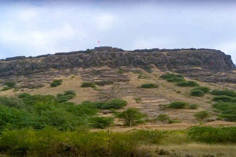 Mahimangad Fort Trek near Satara