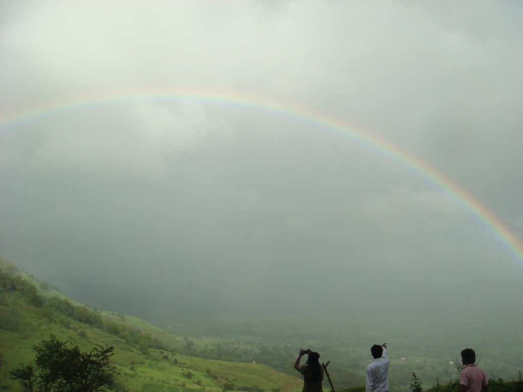 Nandgiri Fort Trek