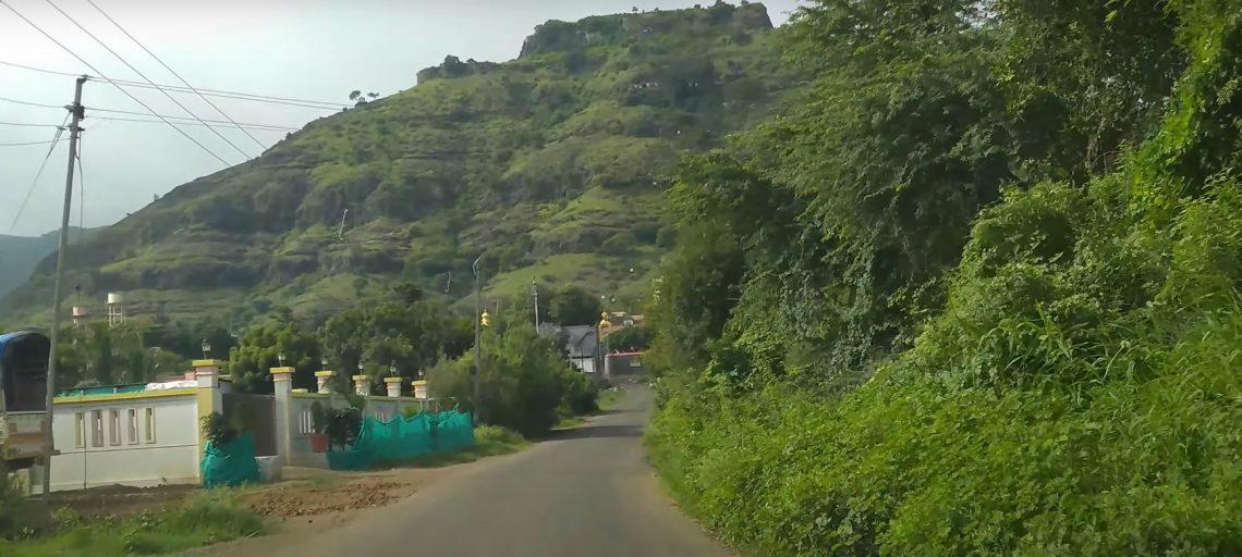 Santoshgad Fort Trek near Satara