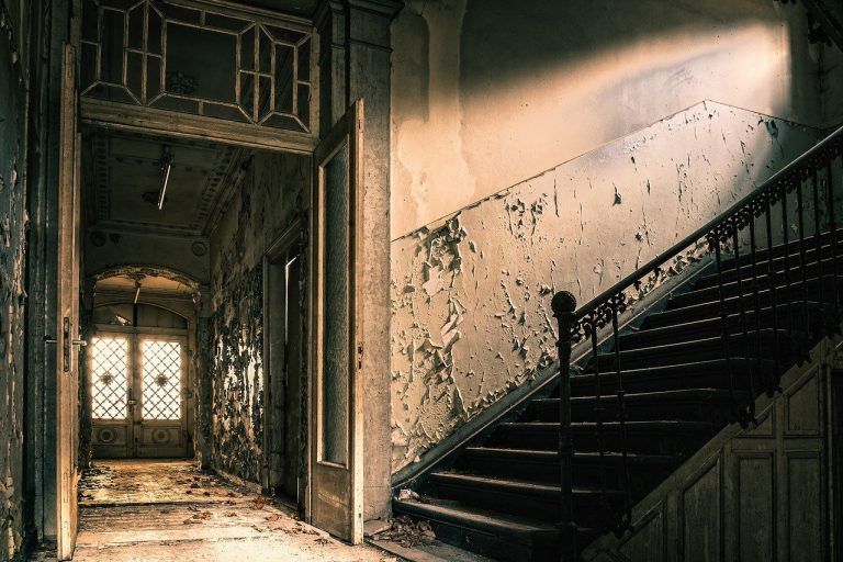 Top Five Haunted Places India