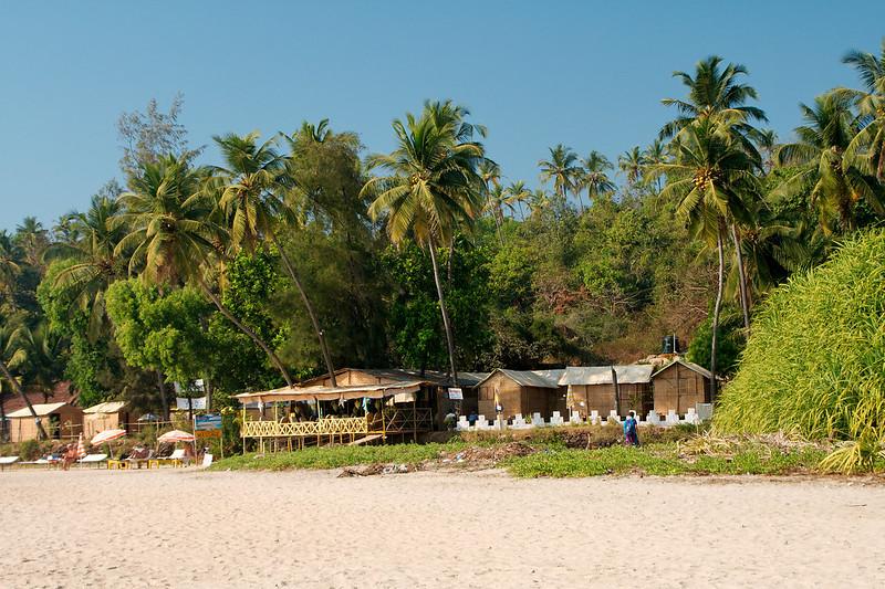 Patnem Beach Goa